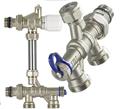 Терморегулирующие узелы для систем отопления