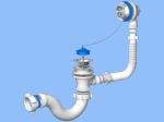 E150 Обвязка для ванны  пластмасовая Ани пласт -