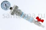 Фильтр  самоочищающийся с монометром 1/2 SMART -