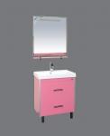 Джулия 65 (2 ящика, розовая)