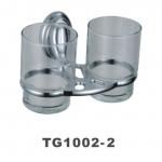 Стакан д. зубной щётки двойной Oute TG-1002-2 -