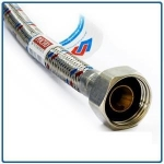 Подводка для воды 1/2. 1,0 м. г/г.   (гигант) -