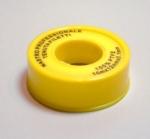 Фум лента Жёлтая (большая) -