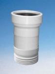Гофра унитаза ( 230/440 ) McALPINE WC-F23R -
