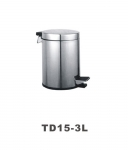 Контейнер для мусора  Oute TD - 15 -3L -