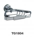 Мыльница металлическая  Oute TG - 1804 -