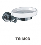 Мыльница стеклянная  Oute TG - 1803 -