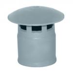 Зонт вентиляционный- ф 50мм -