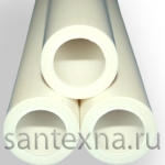 Труба ППР- ф-50 простая (белая) ПОЛИТЭК