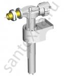 Клапан впускной, боковая подводка с металлической резьбой 3/8 Alca plast  Чехия -