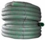 Труба дренажная ф-110 с геотканью  ( ПОЛИТЭК)