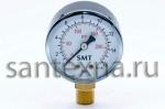 """Манометр """"SMT""""  10 бар вертикальный. 50 мм"""